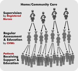 Digital Health for Future of Community-Centered Care (D-CCC)