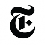 Our article was featured in the front page of the New York Times!